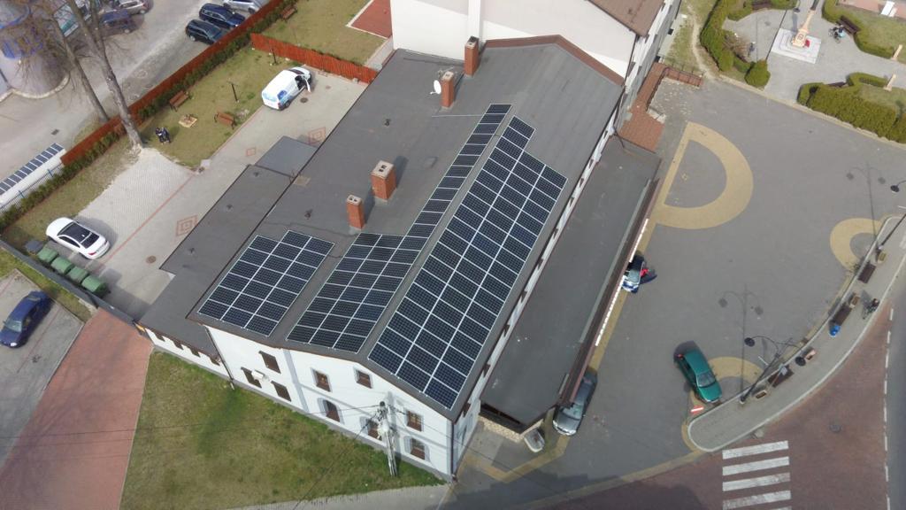 Manufaktura Energii – instalacja farmy fotowoltaicznej