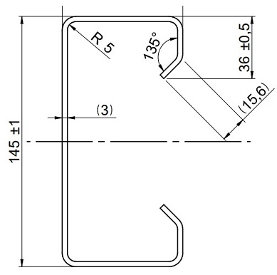 stol 2p2v profil fotowoltaika na gruncie hurtownia fotowoltaiczna pv-met krakow fotowoltaika akcesoria