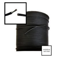 Przewód Solarny H1Z2Z2-K Czarny 4mm2 hurtownia fotowoltaiczna krakow pv-met fotowoltaika akcesoria