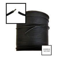 Przewód Solarny H1Z2Z2-K Czarny 6mm2 hurtownia fotowoltaiczna krakow pv-met fotowoltaika akcesoria
