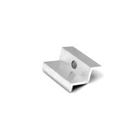 klema koncowa srebrna 30mm srebrna hurtownia fotowoltaiczna pv-met krakow fotowoltaika akcesoria