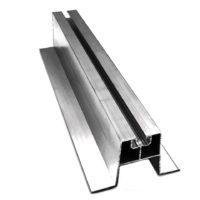 mostek aluminiowy sredni krotki 60x330mm hurtownia fotowoltaiczna pv-met krakow fotowoltaika akcesoria