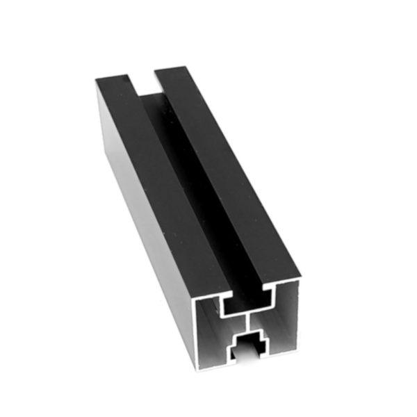 profil alumainiowy 40x40 czarny anodowany hurtownia fotowoltaiczna pv-met krakow fotowoltaika akcesoria
