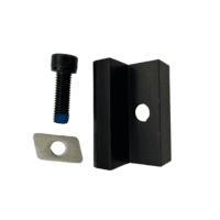 PV-MET fotowoltaika klema końcowa czarna śruba+nakrętka zestaw